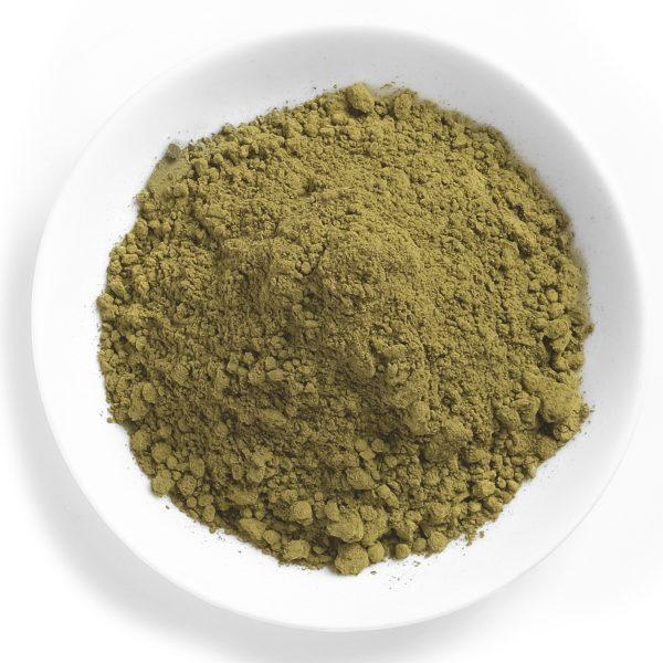 Green Enhanced Kratom Powder